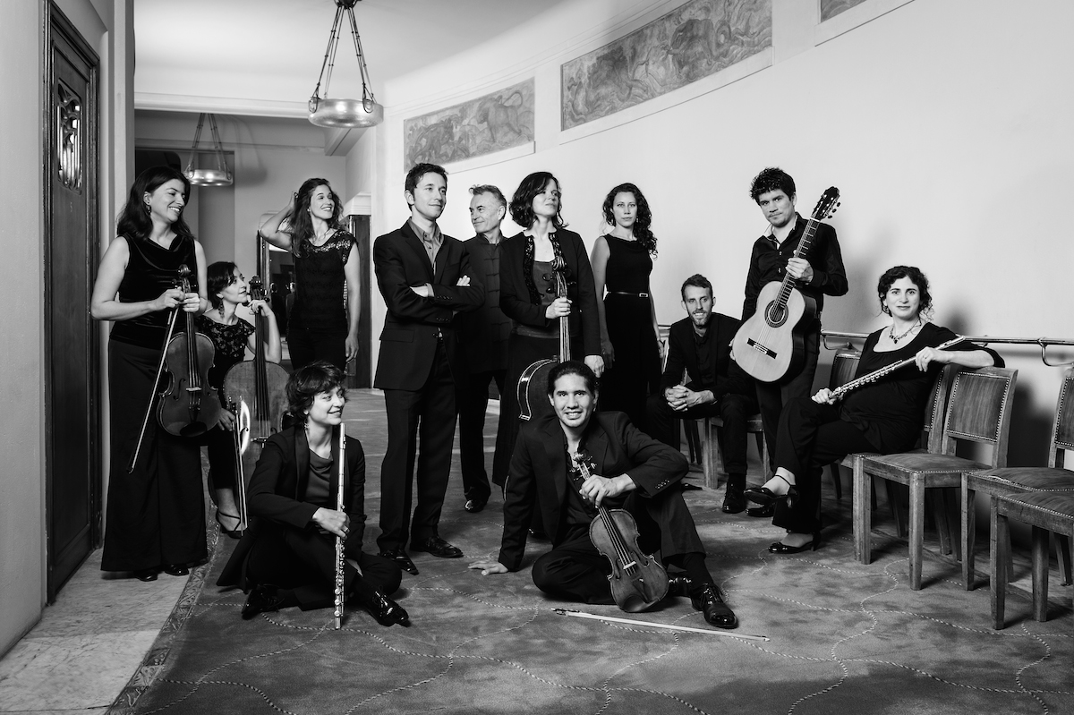 Ensemble Almaviva